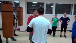 бокс индивидуальные тренировки