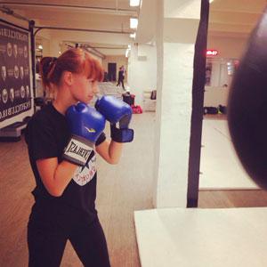 индивидуальные занятия боксом в спб