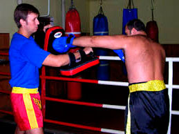 секция бокса для взрослых