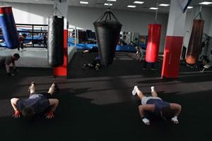 тренировка по боксу в СПб