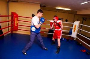 бокс в Красносельском районе