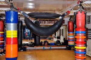 бокс в Выборгском районе