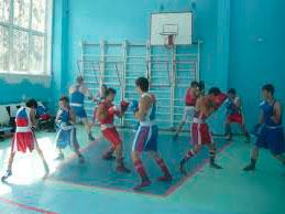 занятия боксом для подростков