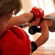 секция бокса для женщин