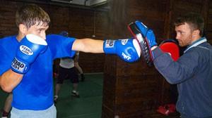секции бокса в Красносельском районе