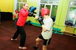 секции бокса в Приморском районе Санкт-Петербурга