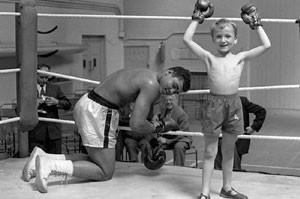 занятия боксом в Центральном районе
